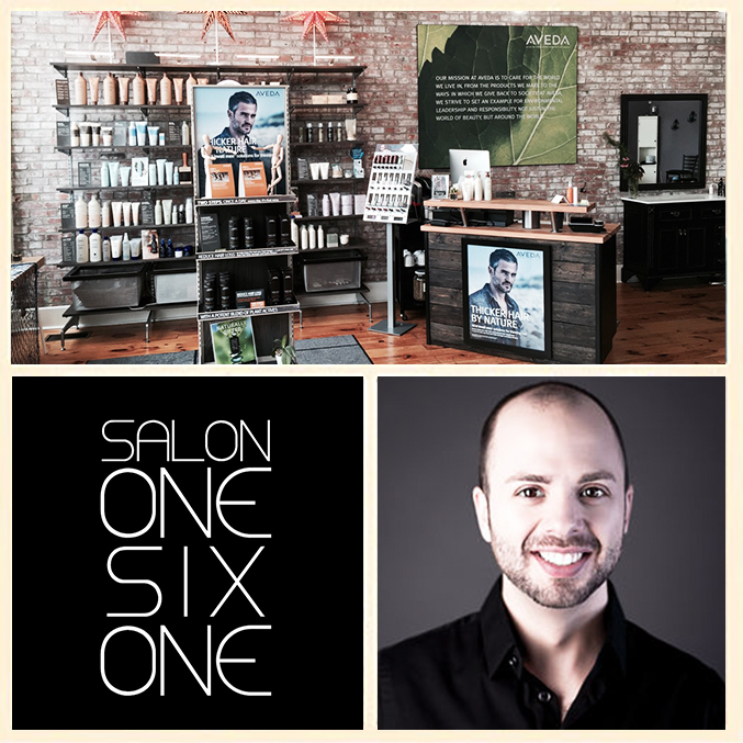 Charlie Martin Salon One Six One Collage