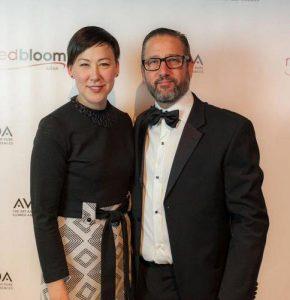 Jodi Ohama & Troy Winget
