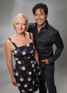 Kendall Ong and Beate Assmuth-Ong
