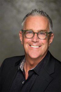 Scott Buchanan, owner of four Scott J salons in the Manhattan area