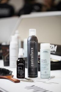Rewards include some of the retail product that the salon sells.