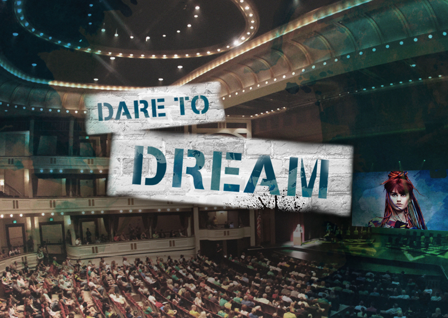 Dare to Dream conference