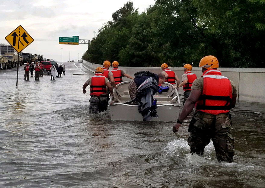 Weathering the Storm: Picking Up the Pieces after Hurricane Harvey