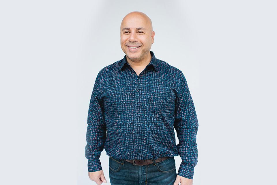 Issam Bajalia is the owner of Salon U. Photo by Graham Yelton.