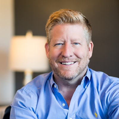 Brandon Hensley, owner of Tangerine Salons in Dallas | Source: Brandon Hensley