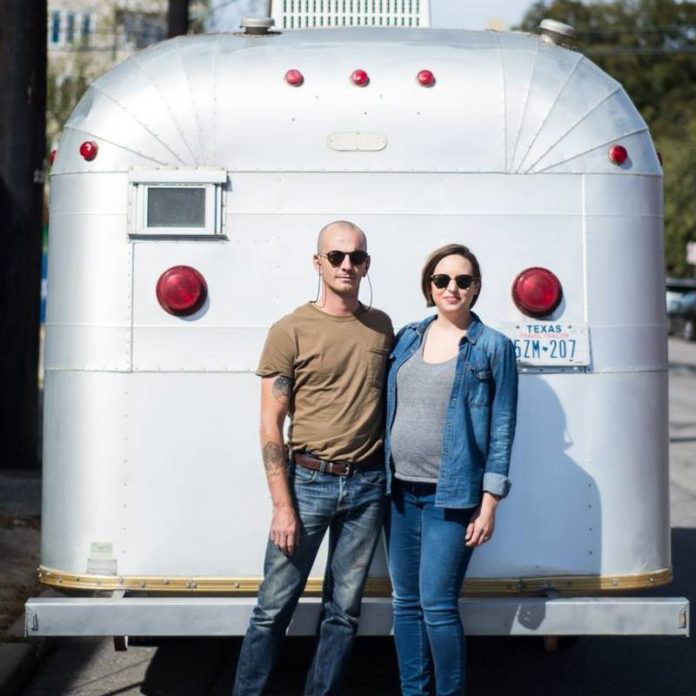 Headquarters owners and couple Juliette Montoya and William Dickey recently opened their doors to a progressive concept of mobile salon services complete with Square point of sales technology, a lucrative trend in local businesses in San Antonio.