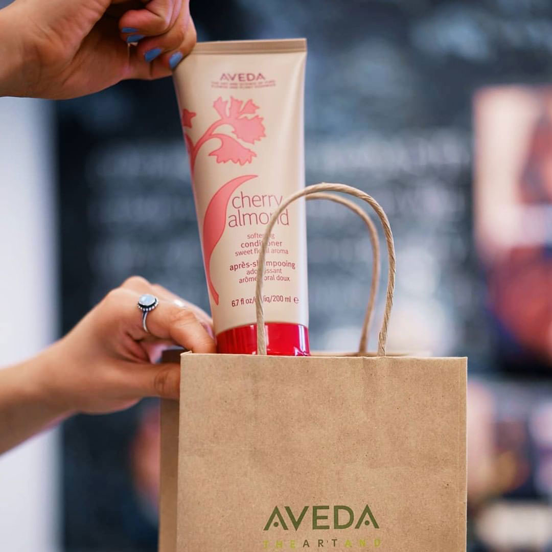 Source: Aveda Instagram