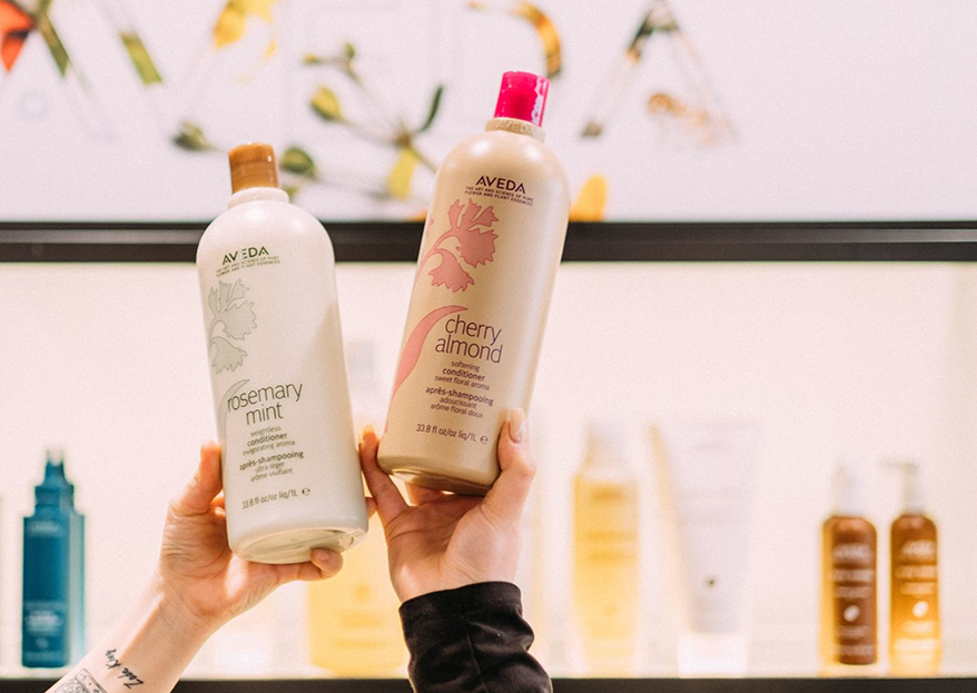 How Becoming Aveda Led to Growth for Two Salons